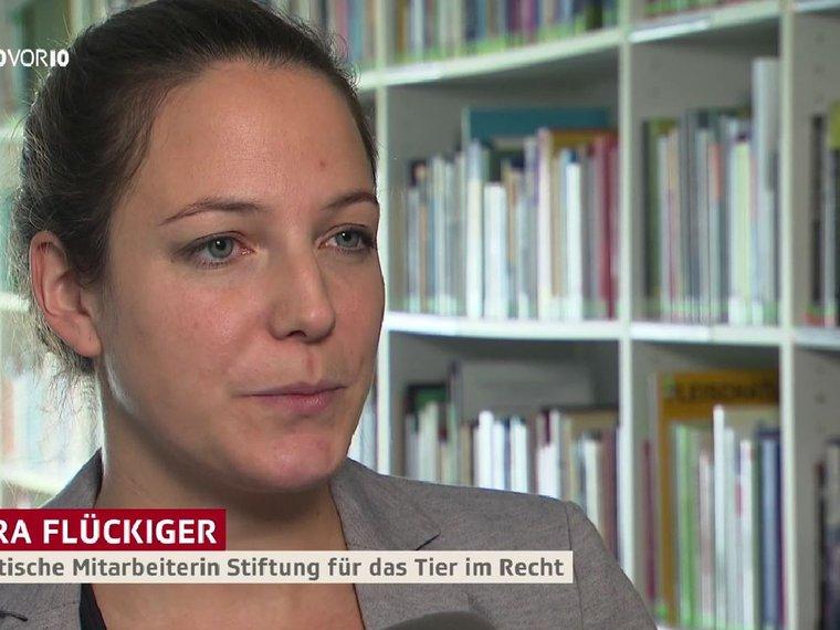 2019 11 14 SRF 10vor10, Nora Flückiger