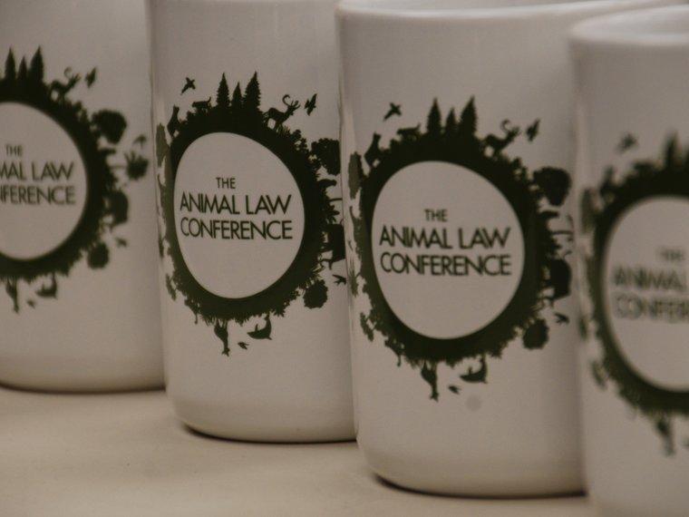 Animal Law Conferende Mugs