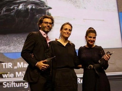 Gieri Bolliger, Isabelle Hauser und Christine Künzli