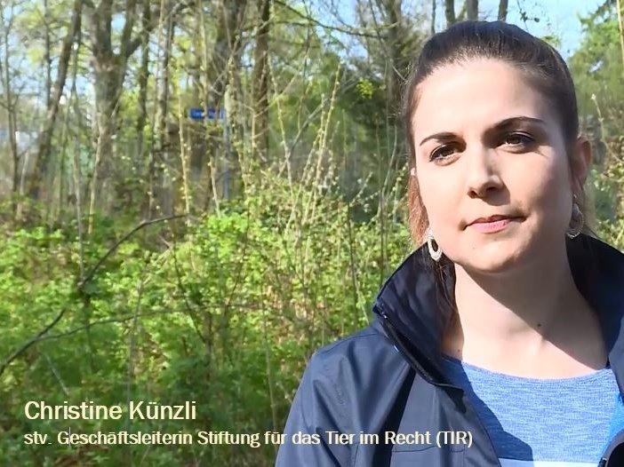 Christine Künzli Sendung Tierisch 20.4.2017