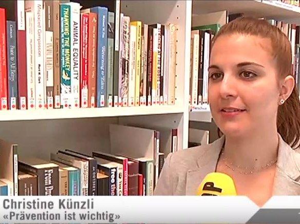 Youtube Top Fokus Tele Top vom 20.4.2016 mit Christine Künzli zum Thema Hundekurse und Schweizer Hundegesetzgebung