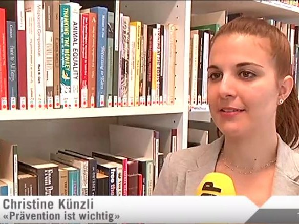 Christine Künzli, Tele Top Fokus