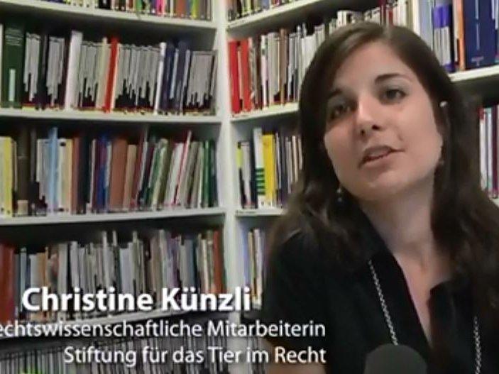 Youtube VJii Productions AG mit Christine Künzli 2010 zum Thema Bärenpark Bern und ob man die Tiere überhaupt töten darf