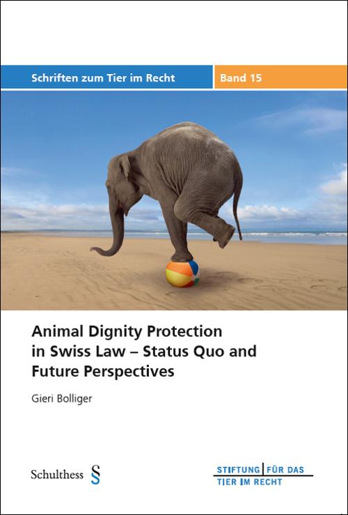 TIR Schriftenreihe Band 15 Animal Dignity