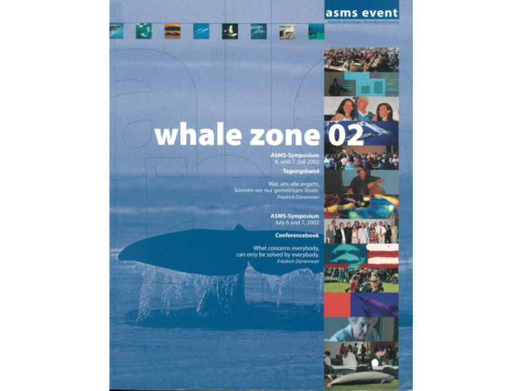 Cover Whale Zone 02 quer