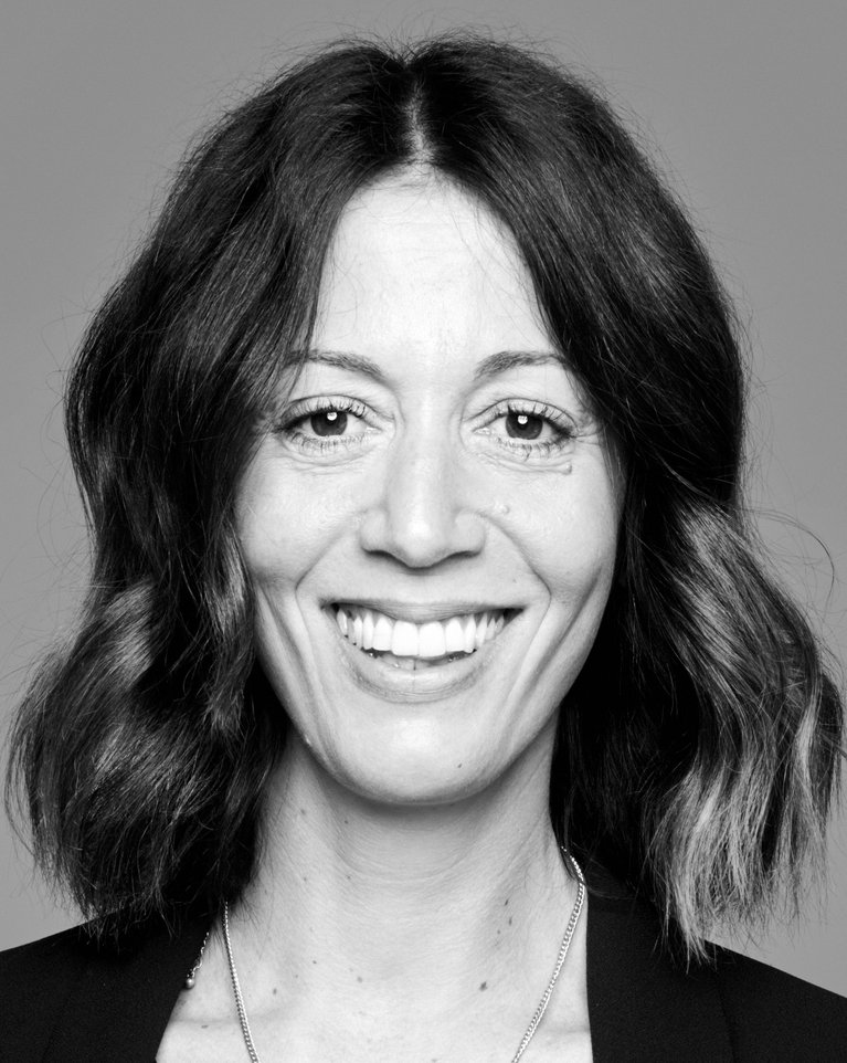 Denise Eggenberger Portrait