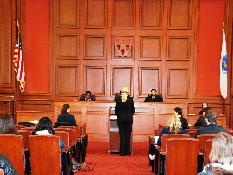 Final Moot Court Round