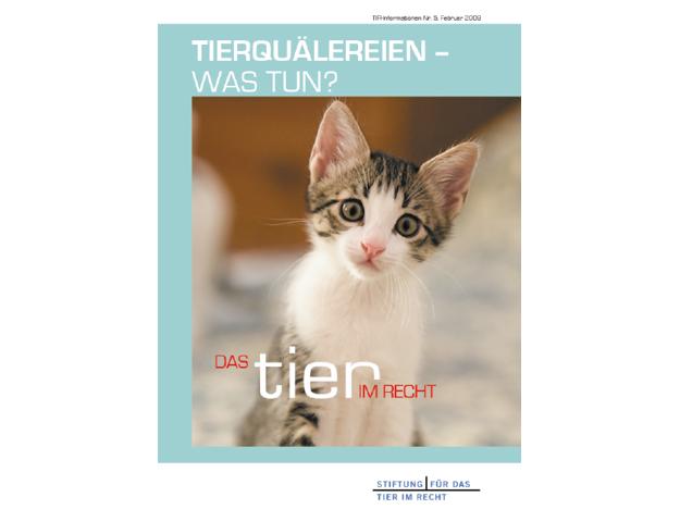 TIR Flyer Nr. 5 Front quer
