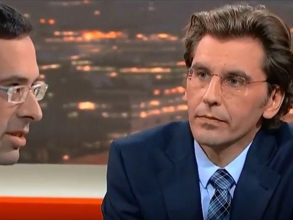 Gieri Bolliger, Valerio Mante, Talk Täglich Tele Züri, Affenversuche