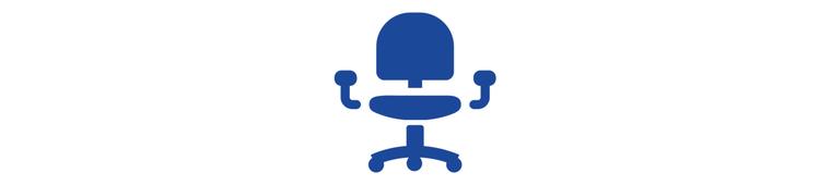 Icon Bürostuhl offene Stellen