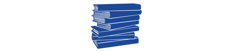 Icon Bücherstapel Publikationen