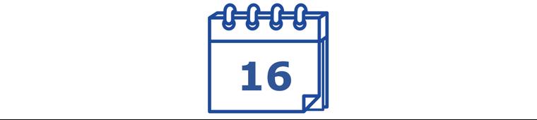 Icon Kalender Agenda