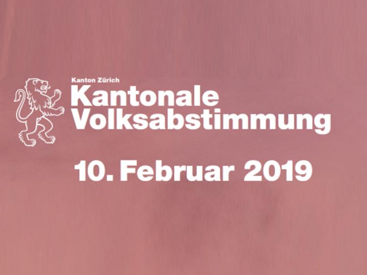 Banner Kantonale Volksabstimmung 10.02.2019