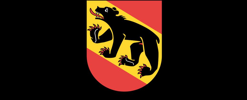 Kantonswappen Bern BE Hunderecht