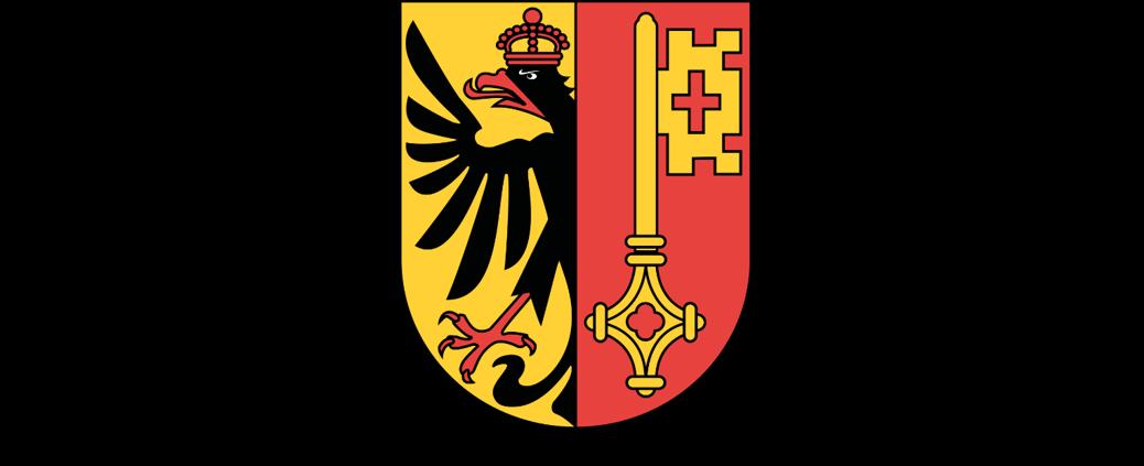 Kantonswappen Genf GE Hunderecht