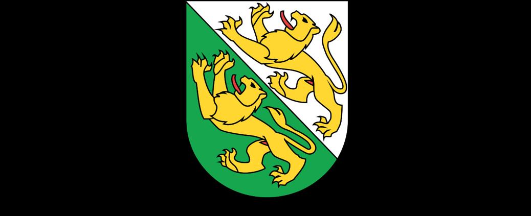 Kantonswappen Thurgau TG Hunderecht