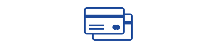 Icon Kreditkarten 800x180