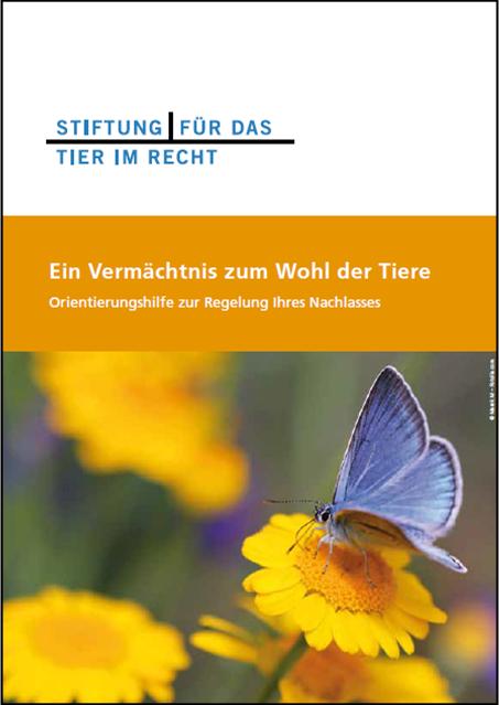 Legatbroschüre Front Cover