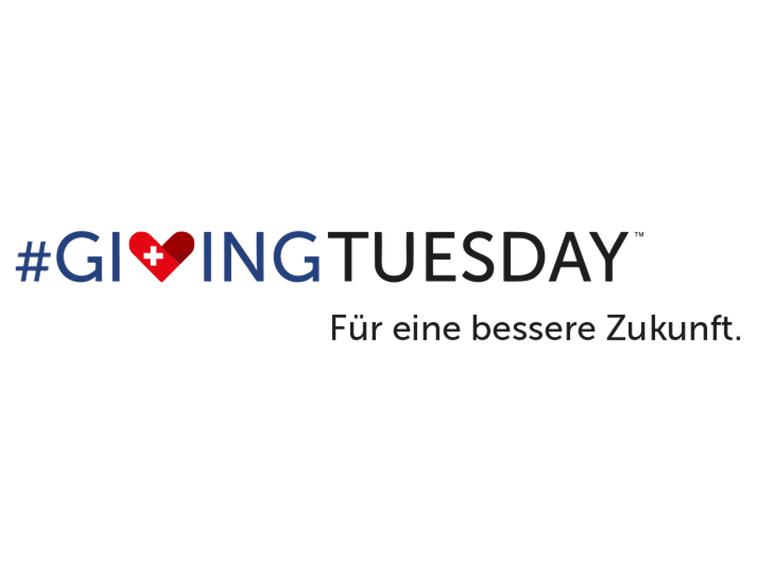 Logo GivingTuesday quer