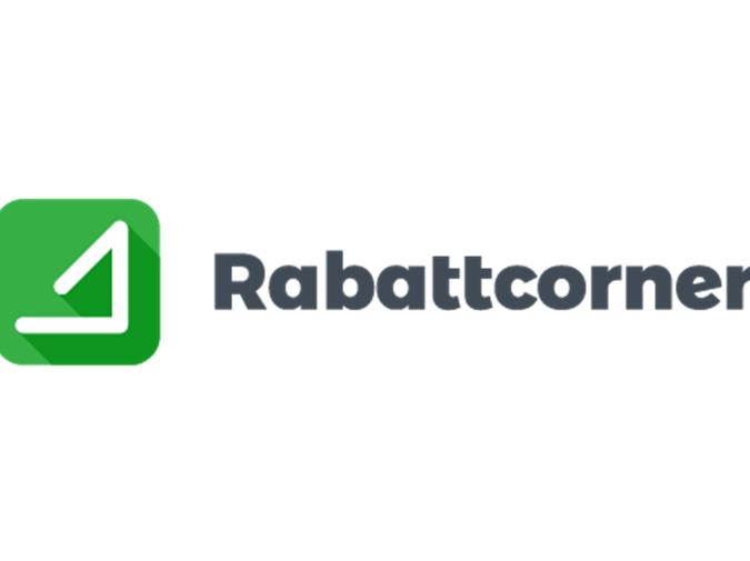Logo auf weiss Rabattcorner