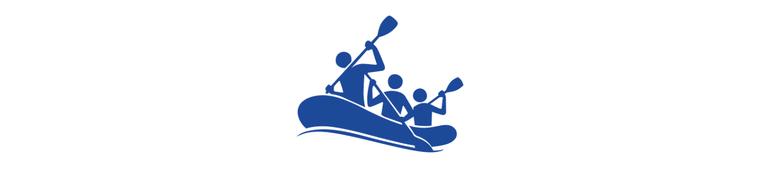 Icon Ruderboot Team 800x180