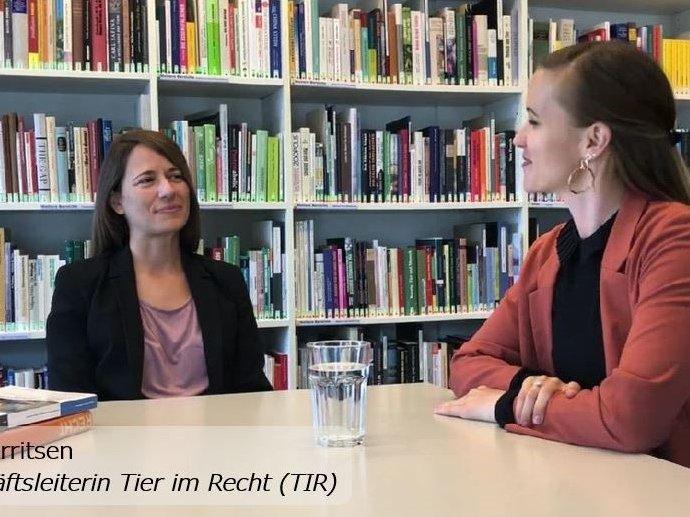 Youtube Swissveg Interview vom 4.7.2019 mit Vanessa Gerritsen zum Thema Zuchtfische