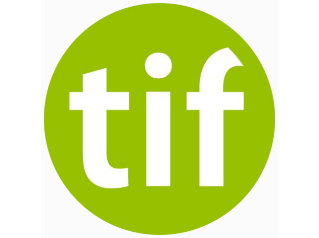 Logo Tier im Fokus quer