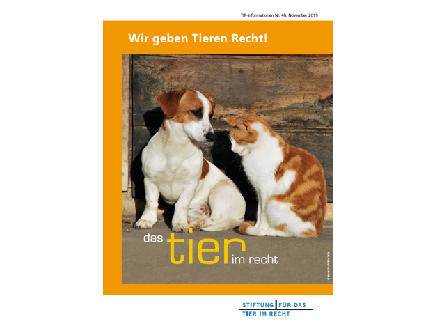 TIR-Flyer Nr. 48 front