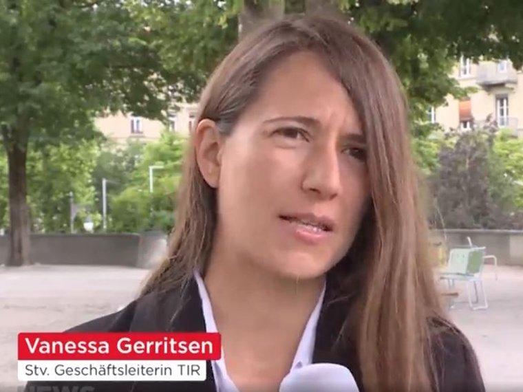 Tele Bärn News vom 3.6.2020 mit Vanessa Gerritsen