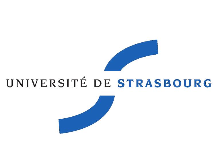 Logo Universität Strassburg quer