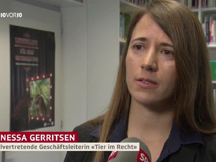 Vanessa Gerritsen SRF 10vor10