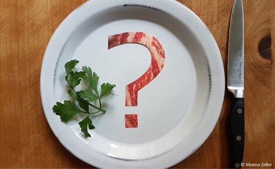 Was kommt auf den Teller?